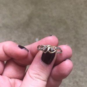 Jewelry - 10k heart ring